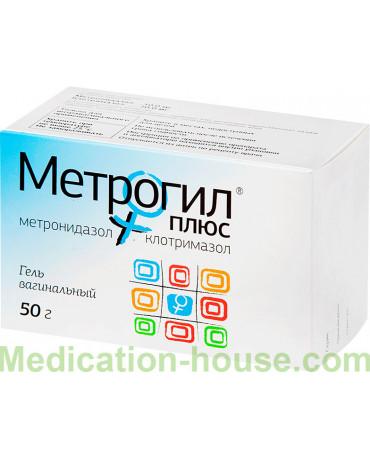 Metrogyl Plus vaginal gel 50gr