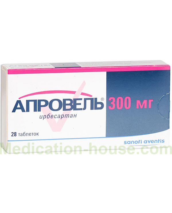 Aprovel tablets 300mg #28