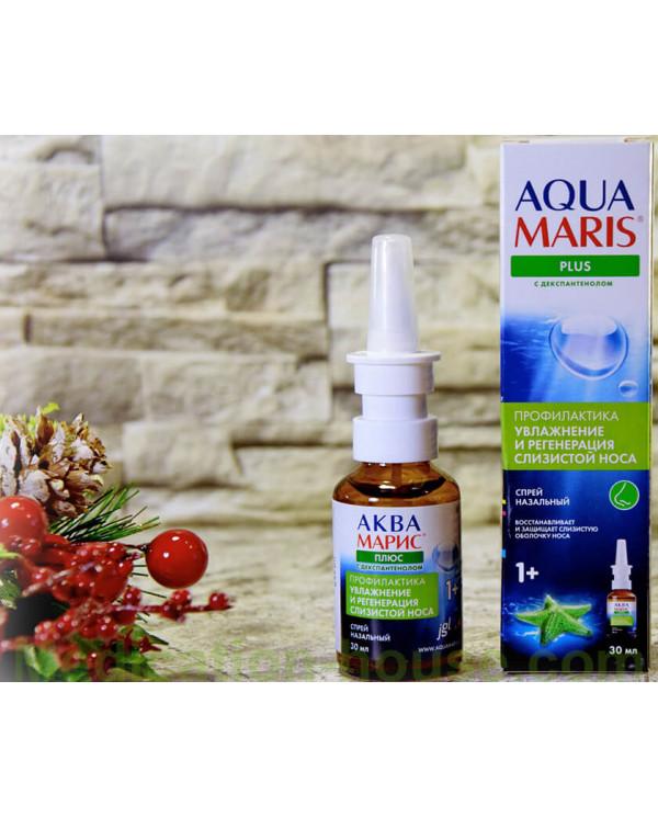 Aqua Maris Plus spray 30ml