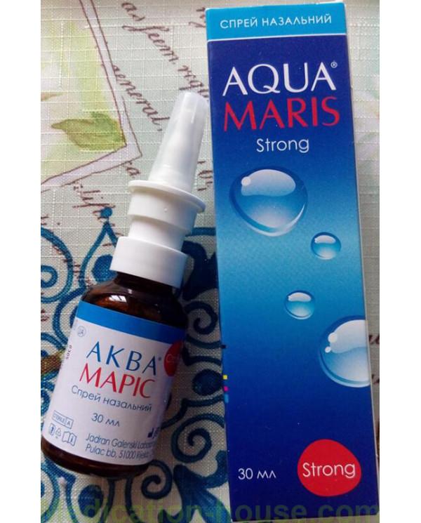Aqua Maris Strong spray 30ml