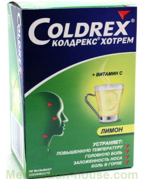 Coldrex HotRem #10