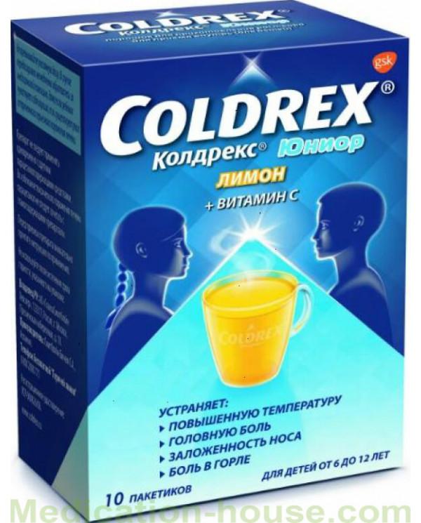 Coldrex Junior #10