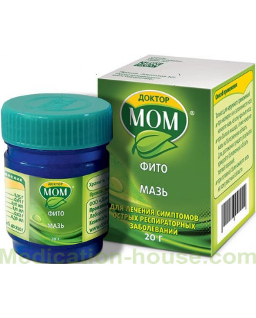 Doctor Mom Phyto ointment 20gr