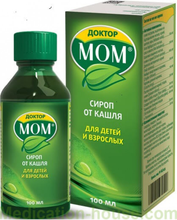 Doctor Mom syrup 100ml