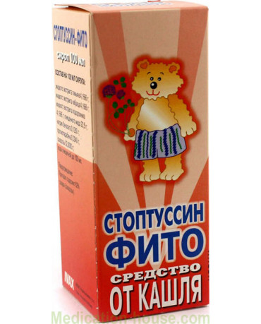 Stoptussin Phyto syrup 100ml