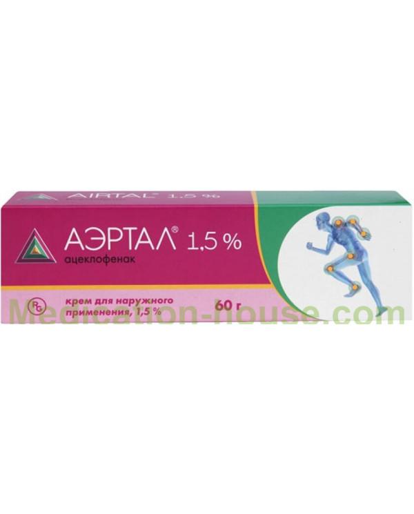 Airtal cream 1.5% 60gr