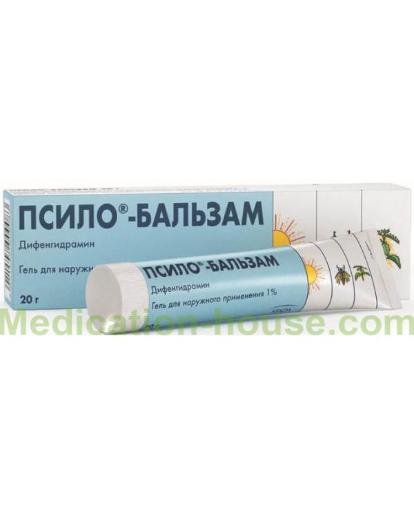 Psilo-Balsam gel 20gr