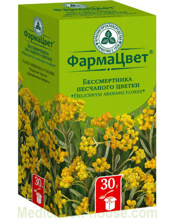 Immortelle sandy flowers 30gr