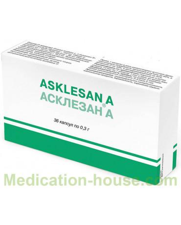 Asclesan-A caps #36