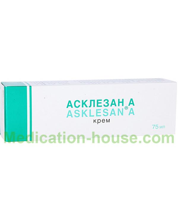 Asclesan A cream 75ml