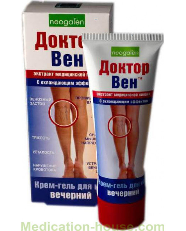 Doctor Ven cream-gel evening 75ml