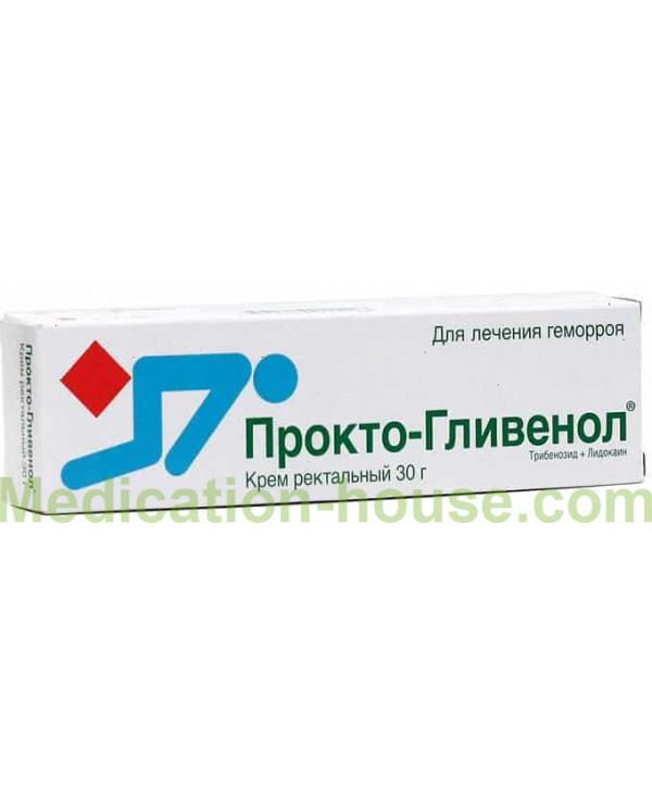 Procto-Glivenol cream 30gr