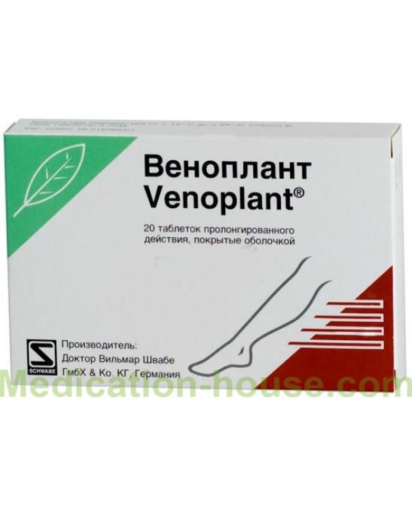 Venoplant tabs #20