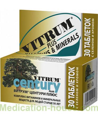 Vitrum Century plus tabs #30